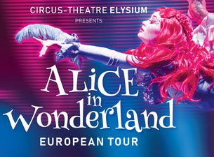 Circus-Theatre Elysium in Alice In Wonderland