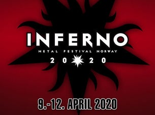 INFERNO METAL FESTIVAL 2020 - Saturday Ticket