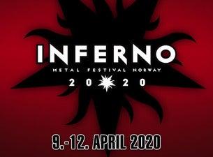 INFERNO METAL FESTIVAL 2020 - Sunday Ticket