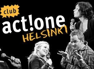 HELSINGIN KAUPUNGINTEATTERI: CLUB ACT! ONE