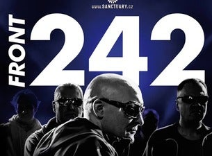 FRONT 242 (BE) + Depressive Disorder