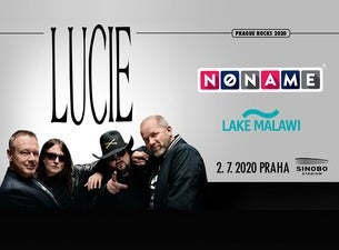 Prague Rocks 2020: LUCIE, NO NAME, LAKE MALAWI