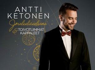 Antti Ketonen - Joululauluni