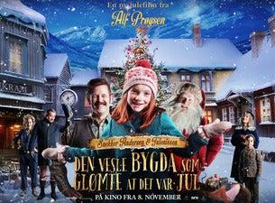 Snekker Andersen og Julenissen film