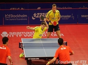 ITTF World Tour Swedish Open Championships (SOC)