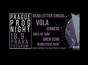 Prague Prog Night 2019