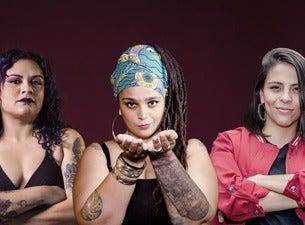 Somos Guerreras - Rebecca Lane & Audry Funk & Nakury
