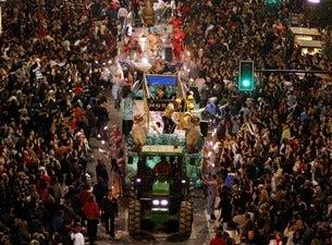 Desfile del Entierro de la Sardina 2019