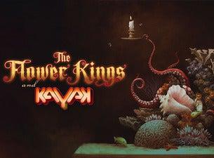 THE FLOWER KINGS+KAYAK
