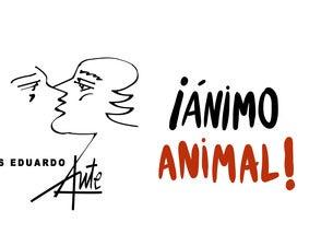 Ánimo Animal - Homenaje a Luis Eduardo Aute