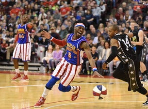 THE HARLEM GLOBETROTTERS - 19.04.2020