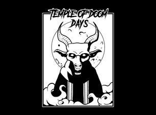 TEMPLE OF DOOM DAYS
