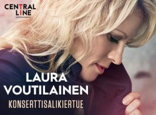 Laura Voutilainen konserttisalikiertue