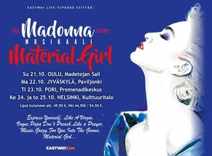 The Madonna Story - Material Girl musikaali