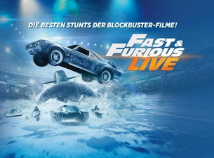 Fast & Furious Live - Packages and Toy Shop Tour upgrade