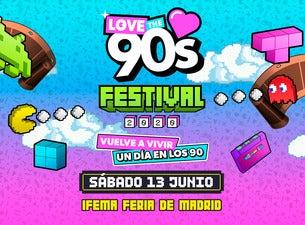 Love The 90's Festival