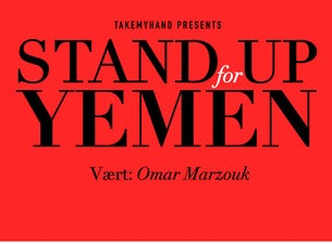 STAND-UP for Yemen