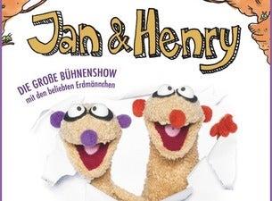Jan & Henry - Die große Bühnenshow