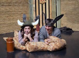 Ox & Esel