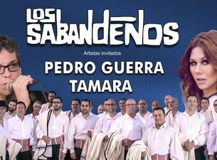 Los Sabandeños. Artistas invitados: Pedro Guerra - Tamara