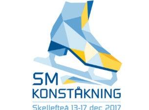 SM i konståkning 2017