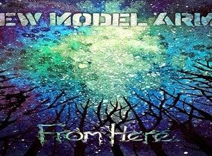 New Model Army + Las Novias