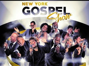 New York Gospel Show - mit Ron Williams