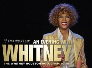 The Whitney Houston Hologram Tour
