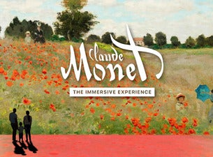 Claude Monet, The Immersive Experience
