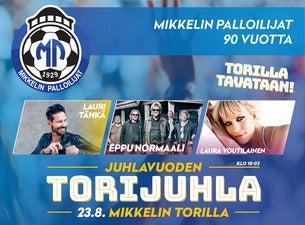 Mikkelin Palloilijat 90-vuotta: Torijuhla