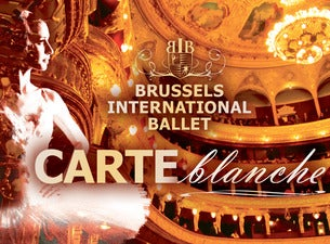 Brussels International Ballet - Carte Blanche