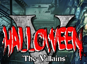 Halloween the Villains
