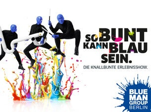 BLUE MAN GROUP Berlin