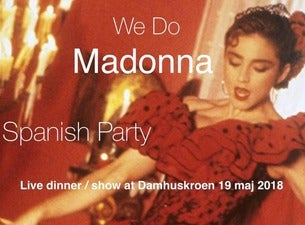 Madonna Spanish Party