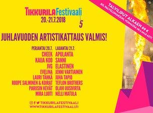 Tikkurila Festivaali 2018