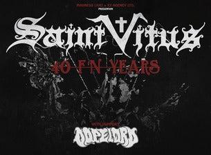 Saint Vitus + Dopelord