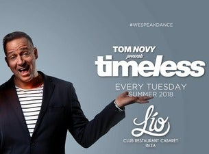 Timeless with Tom Novy