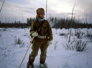 Paa flugt i Sibirien