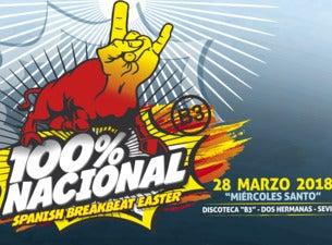 100% Nacional - Spanish Breakbeat Easter