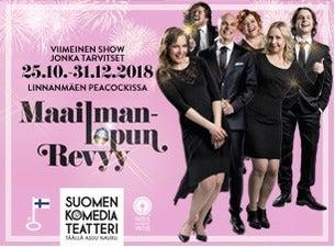Suomen Komediateatteri: MAAILMANLOPUN REVYY
