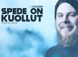 Iikka Kivi - Spede on kuollut