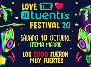 Love The Tuenti's Festival 2020
