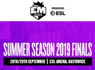 European Masters Summer 2019