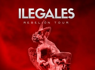 Ilegales - Rebelión Tour