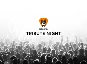 Rock Nation Tribute Night