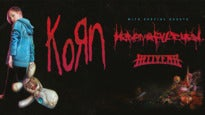 Korn | Meet & Greet Package