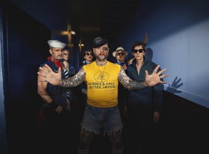 Turbonegro + Special guests: Honningbarna & Flying Crap