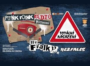 Punk rock rádio Tour 2021