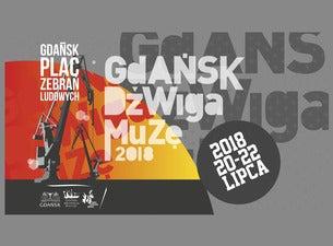 Gdańsk Dźwiga Muzę 2018