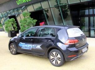 Testfahrt VW e-Golf